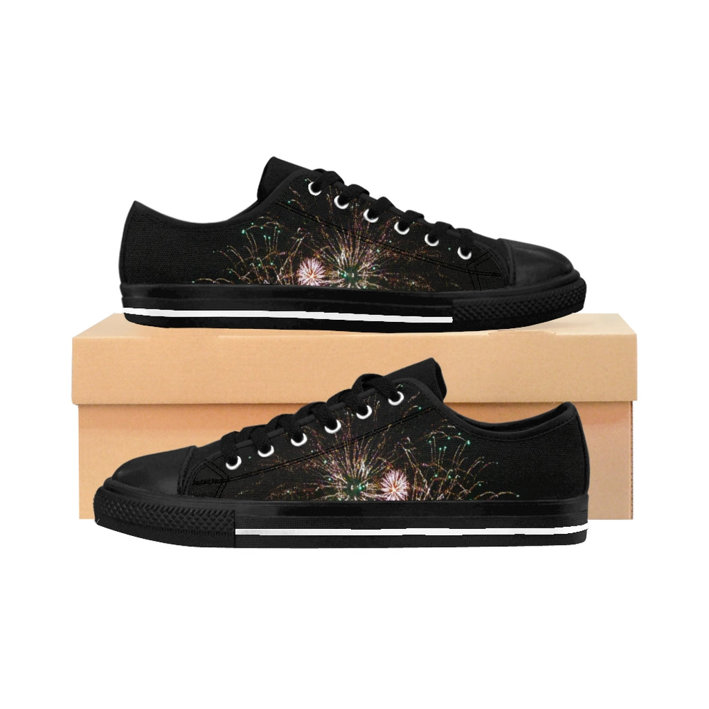"""Fireworks MkII"" Women's Sneakers - Cluedshopperclothing"