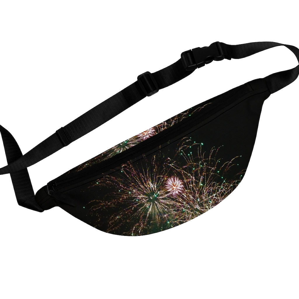 """Fireworks MkII"" Fanny Pack - Cluedshopperclothing"