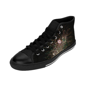 Women's High-top Sneakers - Cluedshopperclothing
