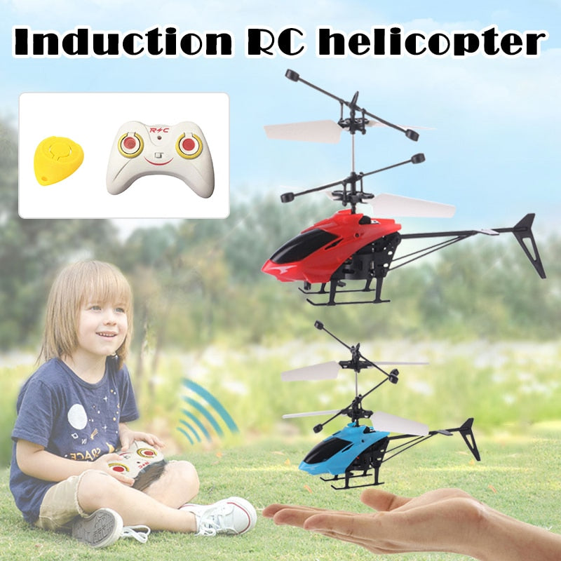 New Flying Aircraft Sensor Toy Helicopter for Children