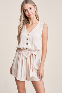 Take Me With You - Romper