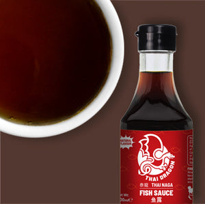 Thai Dragon Fish Sauce