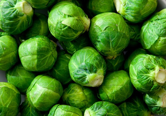 Brussel Sprouts Unpeeled (500g)