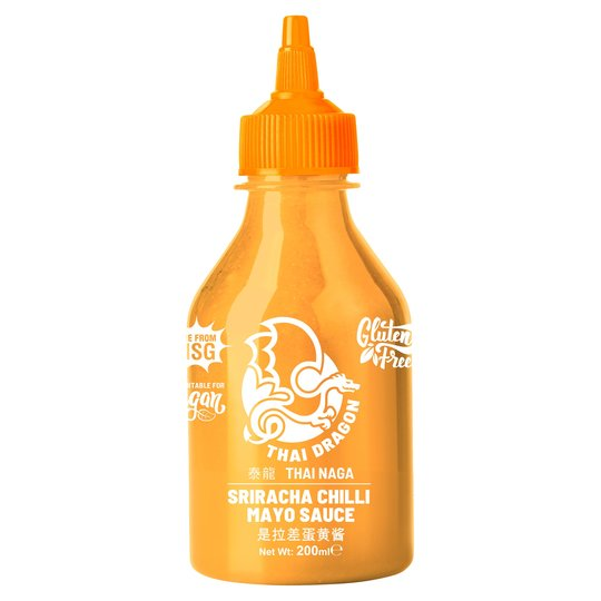 Thai Dragon Sriracha Chilli Mayo Sauce