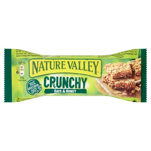 nature valley oats and honey