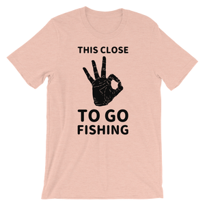 "The ""This Close"" Shirt"