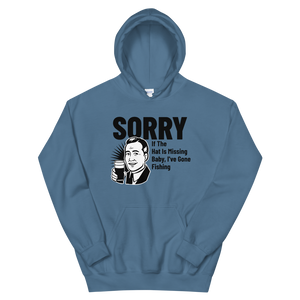"The ""Not Sorry"" Hoodie"