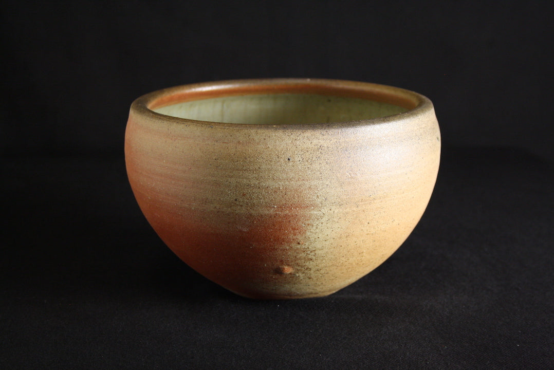 Bowl | 12cm H | Natural ash and flashing