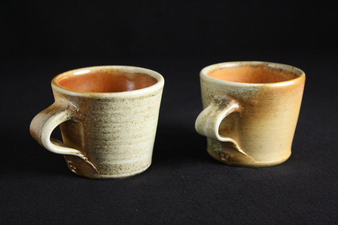 Espresso cups | 7cm H | Natural ash