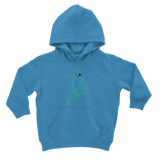 Blue Marlin Coluors Edition (Green) Classic Kids Hoodie