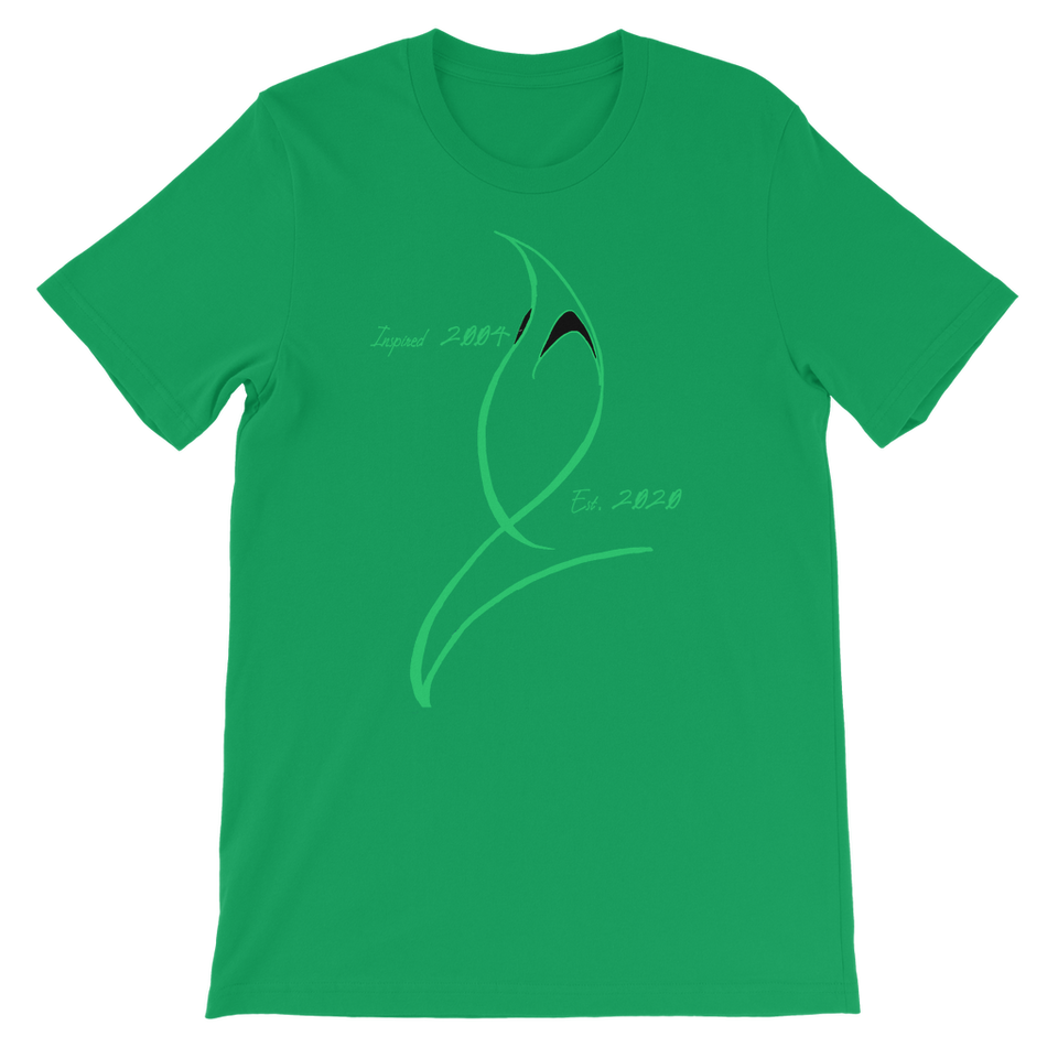 Blue Marlin Coluors Edition (Green) Classic Kids T-Shirt