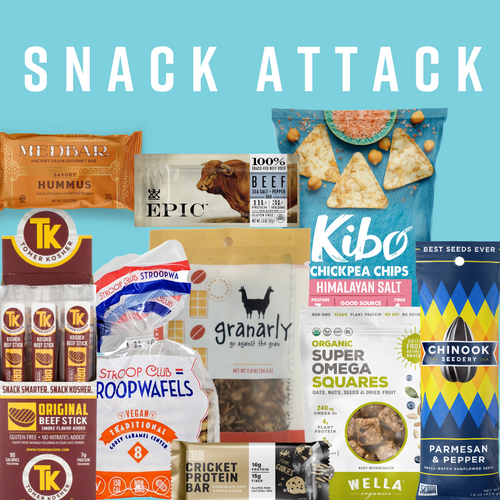 SNACK ATTACK - Naturally Austin