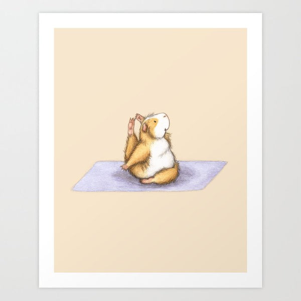 Art Prints - Choose Your Yoguinea!
