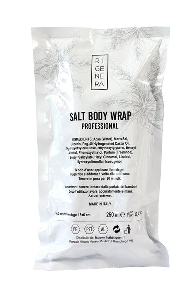 RIGENERA SALT BODY WRAP - BODY