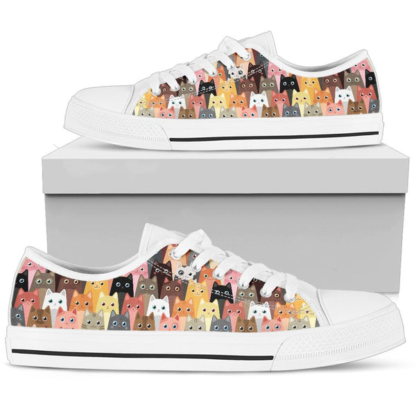 Cute Cats Shoes