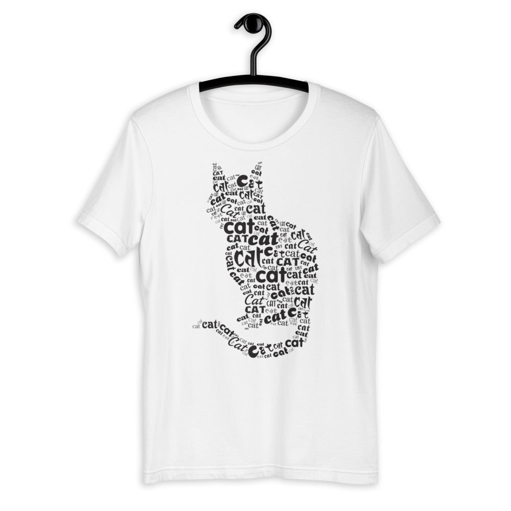 Creative Cat Unisex T-shirt