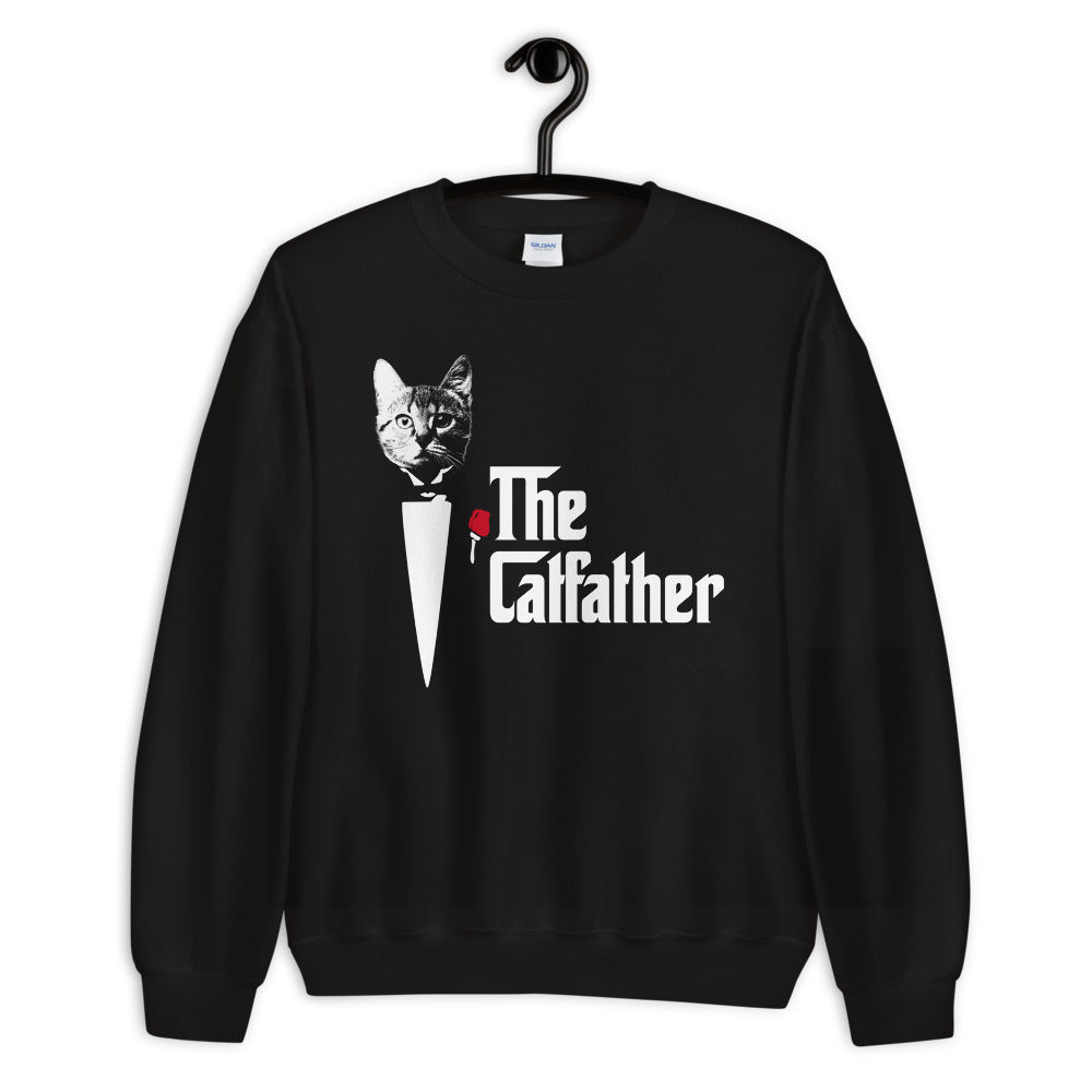 The Catfather Unisex Sweatshirt