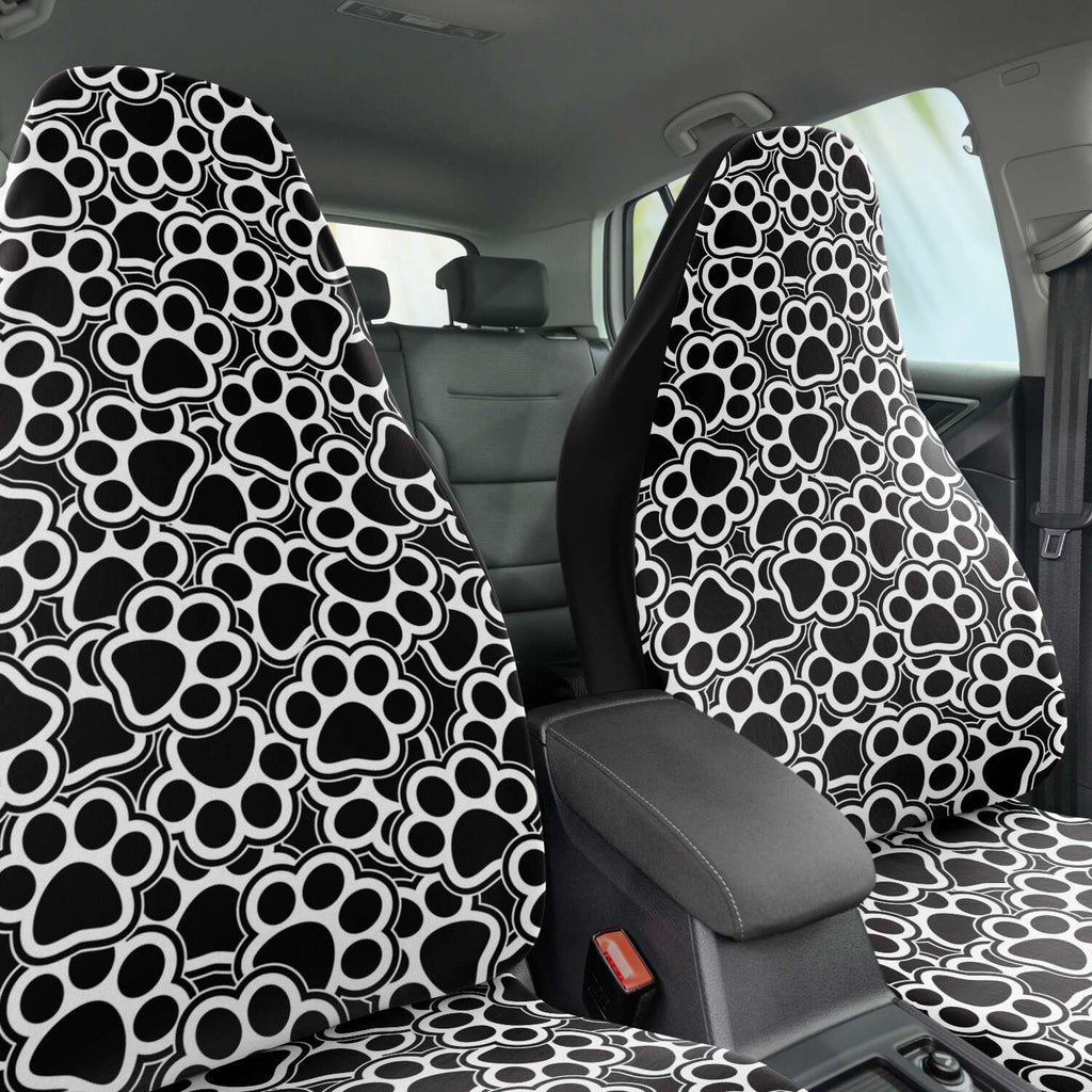 Cute Cat Paw Car Seat Cover