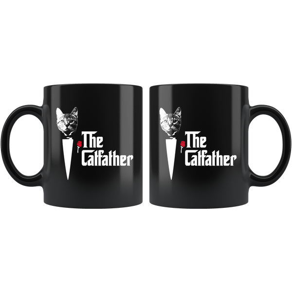 The Catfather Mug