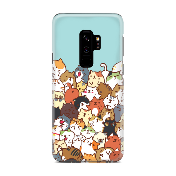 Lovely Cats Tough Phone Case