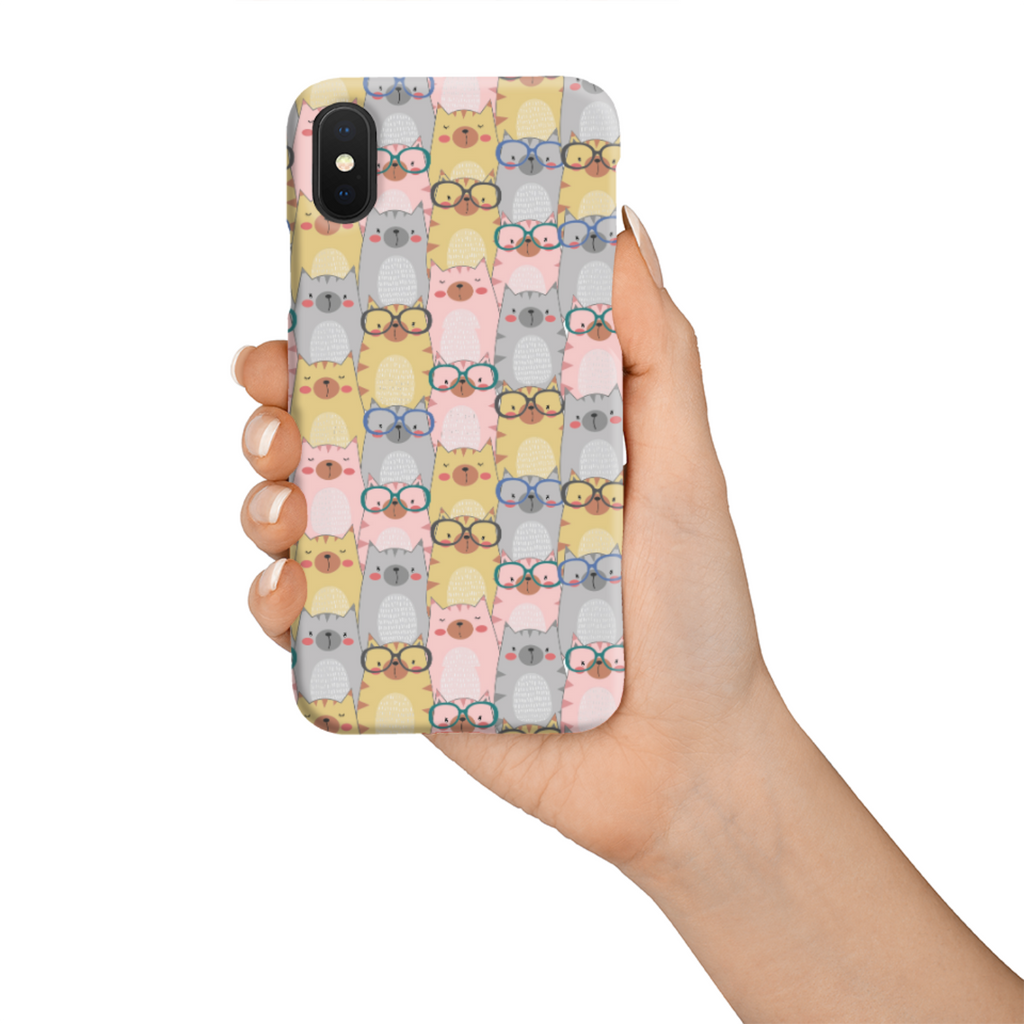 Cute Cats Tough Phone Case