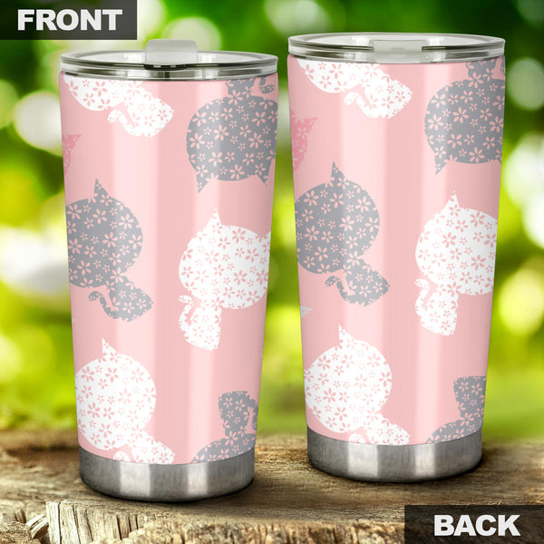 Lovely Cats Tumbler