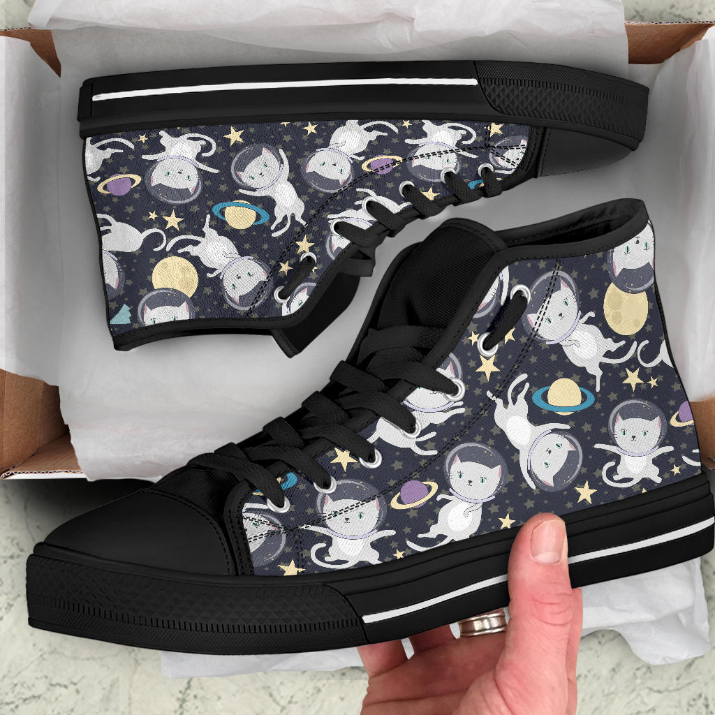 Space Cats Shoes
