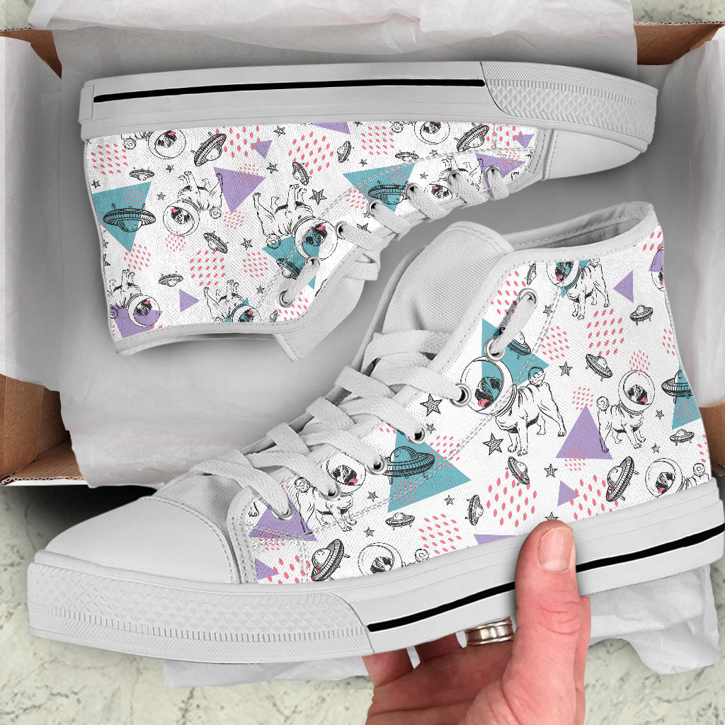 Space Pugs Shoes