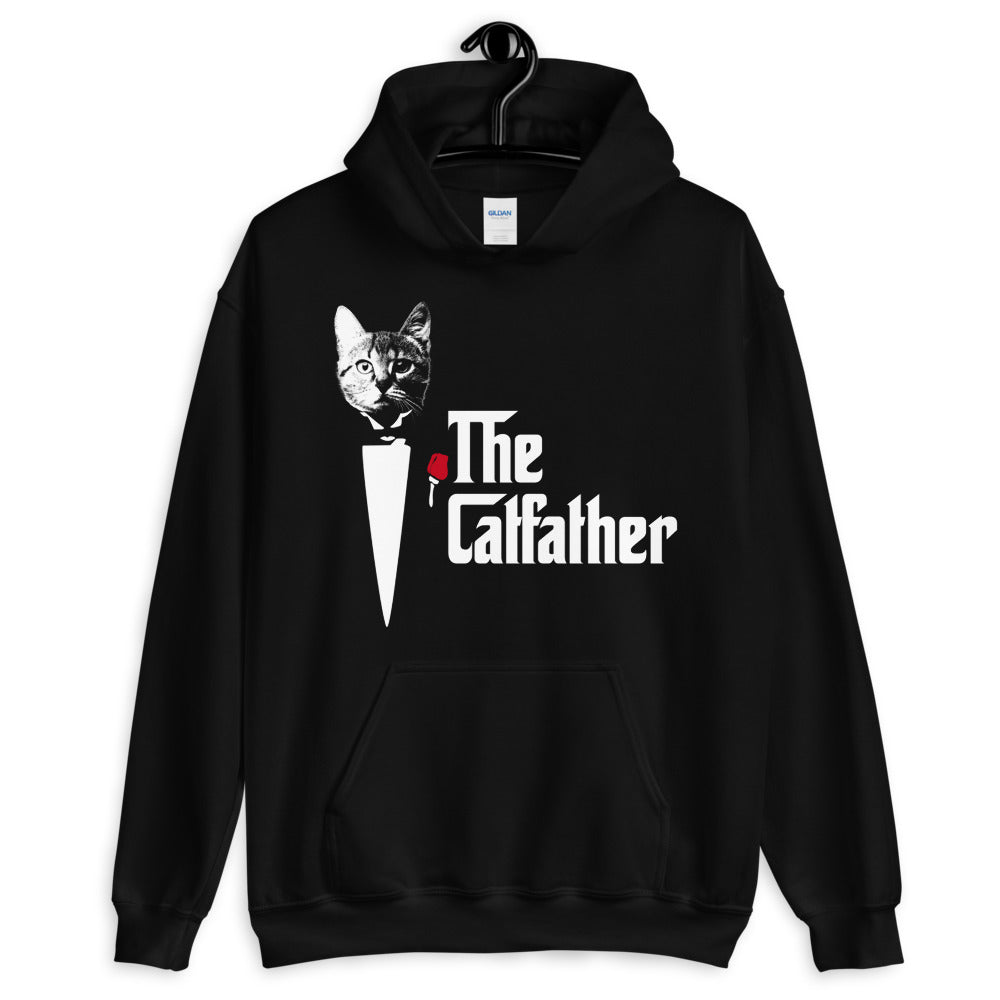 The Catfather Unisex Hoodie