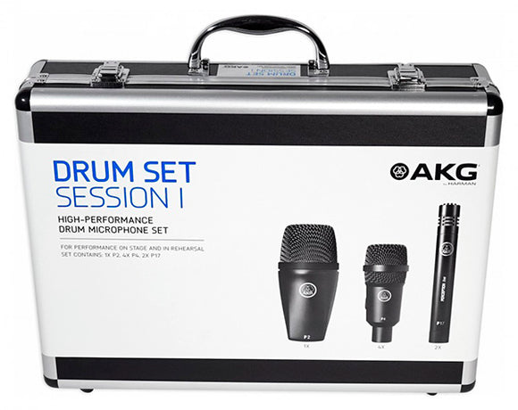 AKG DRUMKIT SESSION 1