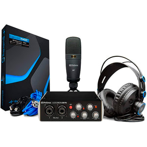 PRESONUS AUDIOBOX 96K STUDIO BUNDLE 25 ANIVERSARIO