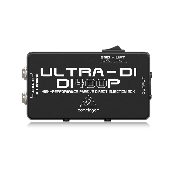 BEHRINGER ULTRA DI400P DIRECT BOX
