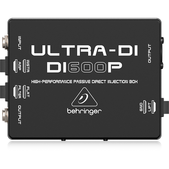 BEHRINGER ULTRA DI600P DIRECT BOX