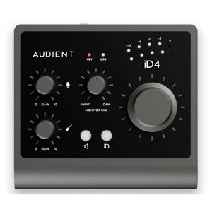 AUDIENT iD4 MKII USB C INTERFACE