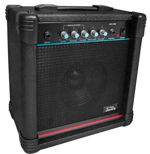 SOUNDKING AK15B - 15 WATTS BAJO