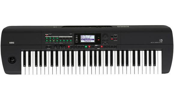 KORG -i3  61 KEY - WORKSTATION