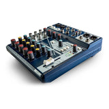 SOUNDCRAFT NOTEPAD 8FX  - MIXER USB INTERFACE