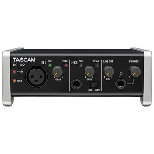TASCAM US 1X2 USB INTERFACE