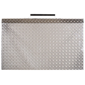 "GriddleGuard Diamond Plate Hard Cover Lid for Blackstone 36"" Griddle"