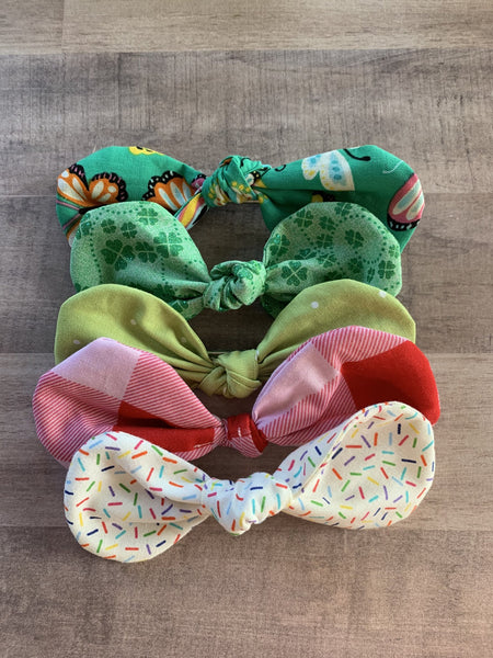 Butterfly Rounded Bow - Ryderdie Designs
