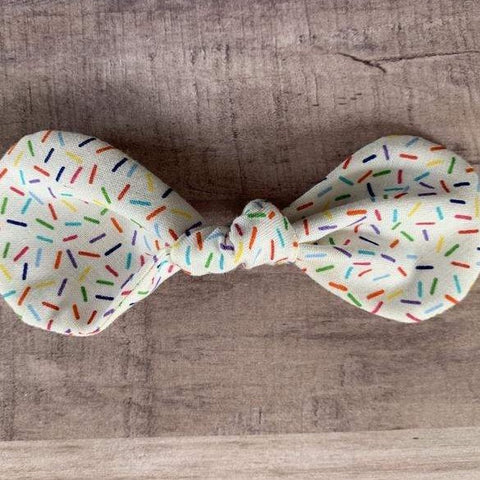 Sprinkles Rounded Bow