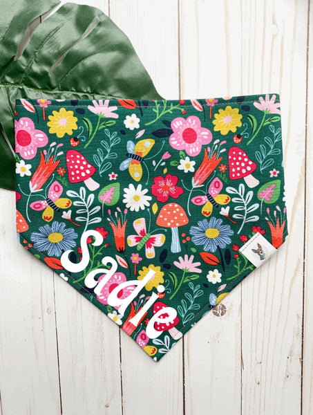 I Have So Mushroom In My Heart For You Bandana - Ryderdie Designs