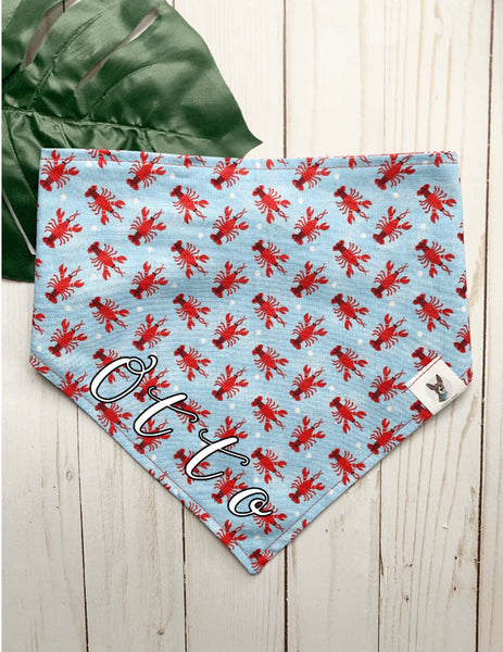 Don't Be Shellfish Bandana - Ryderdie Designs