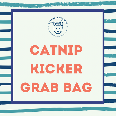 Catnip Kicker Grab Bag