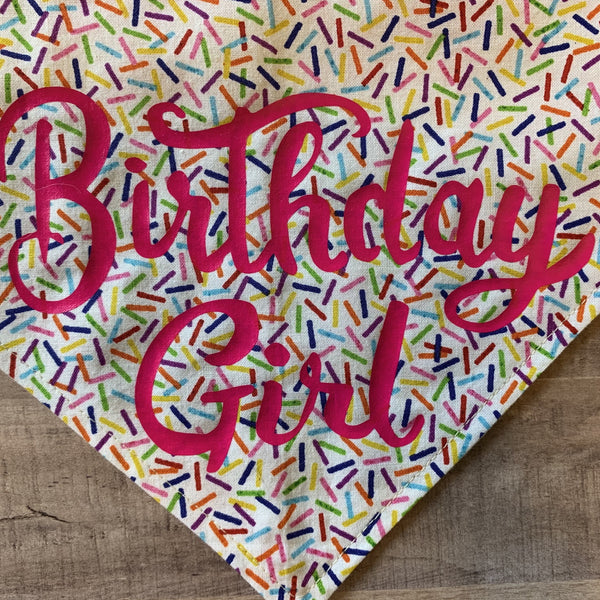 Birthday Girl - Ryderdie Designs
