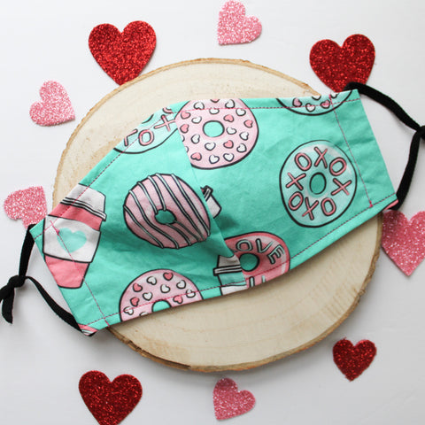 Do or Donut Love Me Mask