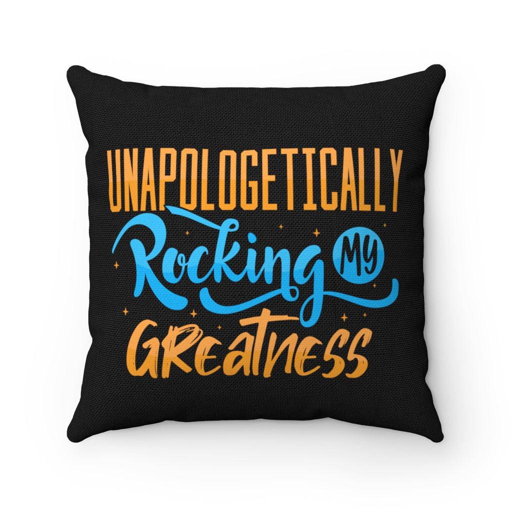 Greatness Decor Pillow