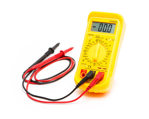 DT9602A Digital Multimeter