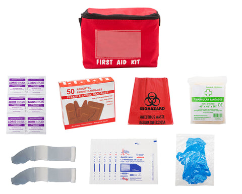 FSABP - ALBERTA PERSONAL FIRST AID KIT (Soft Pack)