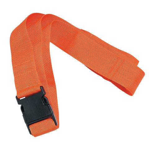 FSFASSPB6 STRAPS STRETCHER WITH PLASTIC BUCKLE 6 FT